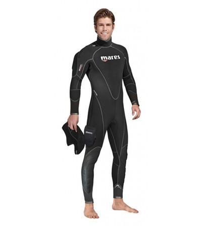 Combinaison de plongée semi-étanche Mares Flexa Therm 6.5mm Homme en néoprène ultra-extensible