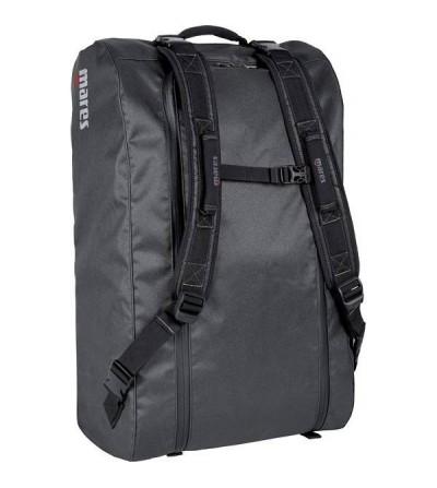 Grand sac à dos de plongée étanche & ultra léger Mares Cruise Backpack Dry d'un volume de 108 litres pour un poids de 1.2Kg