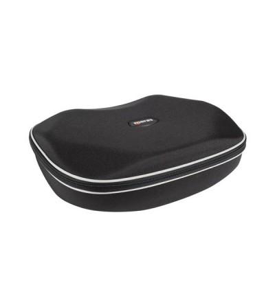 Mallette ou boite de protection grand modèle Mares avec poignée et fermeture à glissière pour transport de détendeurs de plongée