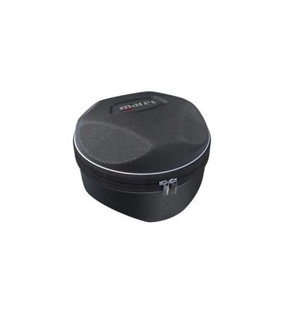 Petite boite de protection ronde Mares avec fermeture à glissière pour transport d'un ordinateur ou petit matériel de plongée
