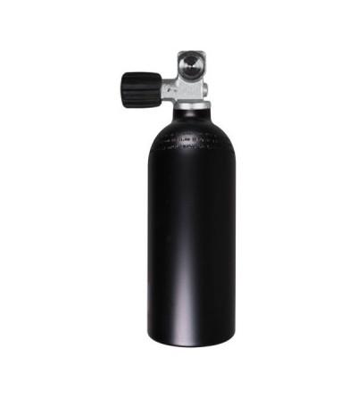 Bloc Aluminium Luxfer 1.5 litres 230 bars, petite bouteille de plongée très utile et peu encombrante aux multiples