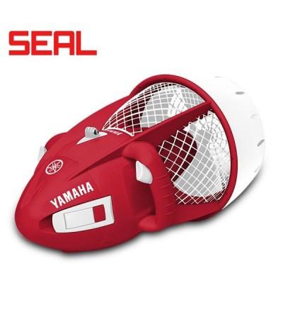 Le scooter électrique Seal de Yamaha est destiné aux enfants à partir de 8 ans, utilisable en piscine et en mer