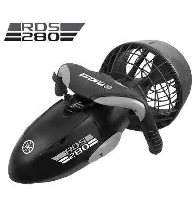 Le scooter électrique RDS 280 de Yamaha est destiné à la plongée loisir jusqu'à 30 mètres ainsi qu'à la randonnée palmée