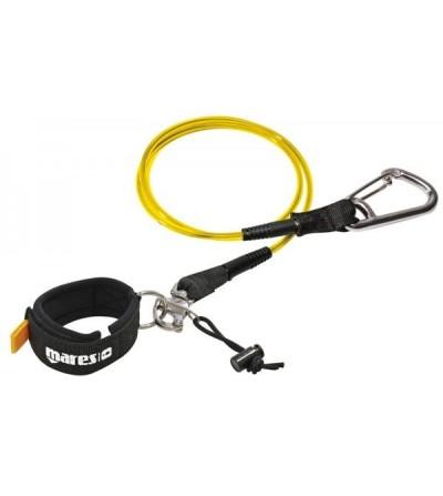 Longe de sécurité Mares Pure Instinct à largage par goupille pour l'apnée en compétition ou entrainement