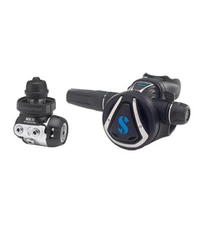 Détendeur de plongée compensé Scubapro MK11 / C370  - léger, résistant au givrage et aux eaux troubles