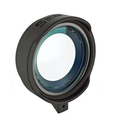 Objectif permettant la prise de vue macro aux appareils photo SeaLife Micro HD & Micro HD 2.0 entre 9 et 18cm de distance