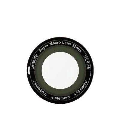 Lentille Super Macro Zoom pour appareil SeaLife DC2000 & DC1400
