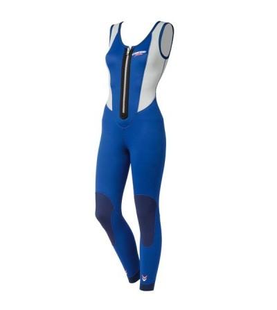 Combinaison de plongée humide 2 pièces Cressi Medas Lady épaisseur 5mm - Veste + pantalon salopette - modèle femme