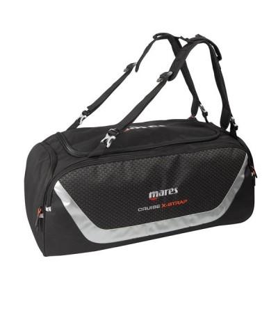 Grand sac de plongée ultra léger & pliable Mares Cruise X-Strap convertible en sac à dos