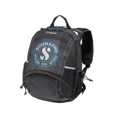 Sac à dos Scubapro Reporter Bag à 3 compartiments pour un volume de 16 litres pouvant accueillir un ordinateur portable