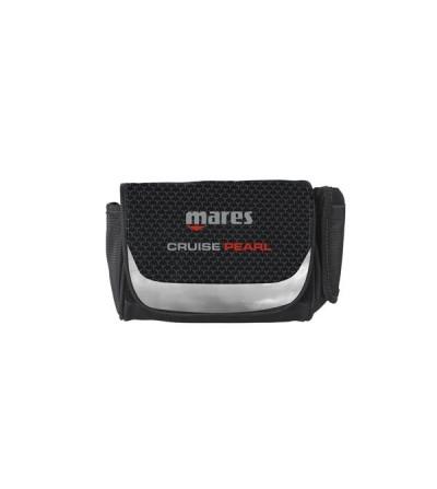 Sacoche Mares Cruise Pearl destinée à ranger et protéger votre masque de plongée, chasse, apnée & snorkeling