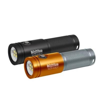 Lampe de plongée à LED bigblue AL2600XWP 2600 lumens pour l'exploration et la photo/vidéo sous-marine
