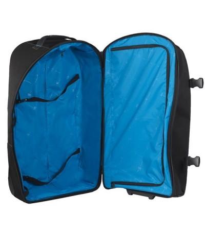 Grand sac à roulettes de 118 litres Scubapro XP Pack Duo, nylon 420 deniers solide et léger avec poignée téléscopique
