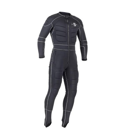Sous-vêtement monopièce Scubapro K2 Extreme en polaire double épaisseur pour combinaison étanche et vêtement sec de plongée