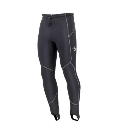 Pantalon bas sous-vêtement Scubapro K2 médium en plush HD pour combinaison étanche et vêtement sec de plongée