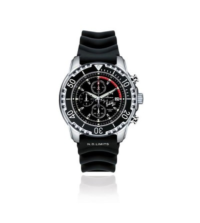 Montre CHRIS BENZ SURF&SAIL Björn Dunkerbeck Chronographe SIGNATURE EDITION