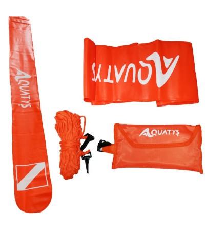 Parachute de palier PVC 12M Aquatis