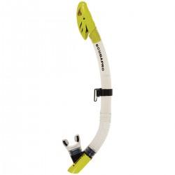 Tuba à soupape et piège à eau Scubapro Spectra Dry pour la plongée et le snorkeling