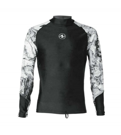 Rash Guard manches longues Aqualung