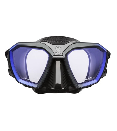 D-Mask est un masque haut de gamme élégant et conçu pour tout type de plongée