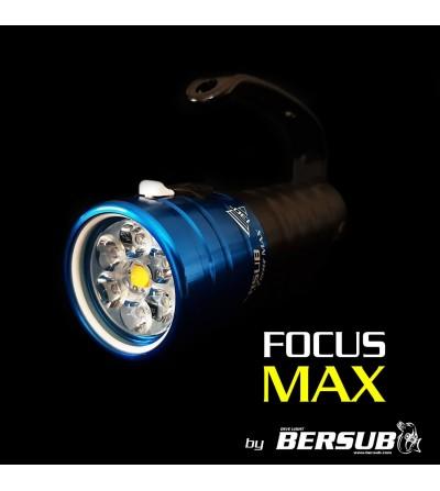 Phare de plongée Focus Max Lithium - Atelier de la Mer