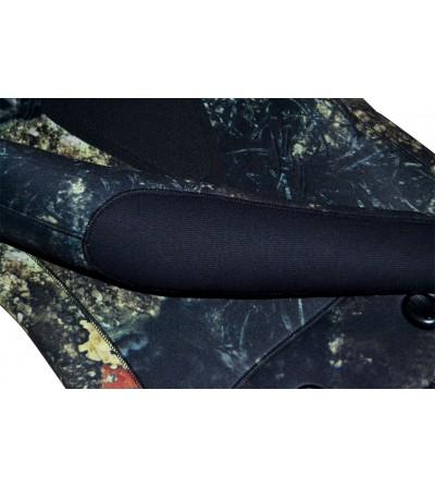 Combinaison 2 pièces Dessault Camo Maxx pantalon 5mm veste 7mm