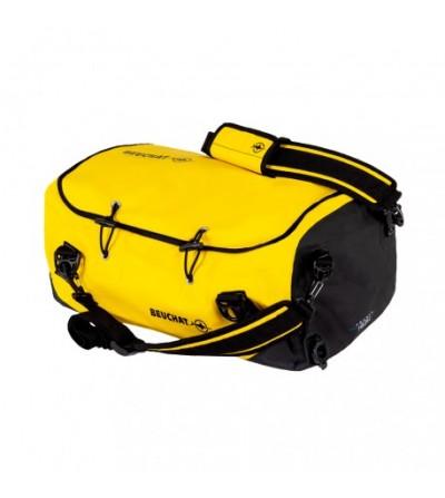 Sac Beuchat Explorer HD2 45L grande résistance en Tarpaulin mat jaune.