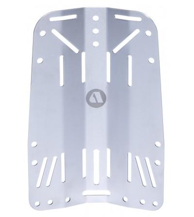 Plaque dorsale Apeks acier ou aluminium