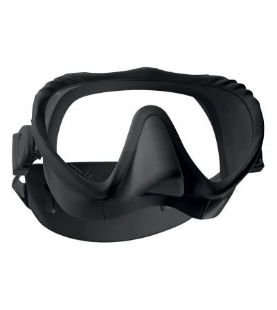 Masque mono-verre Ghost Scubapro noir