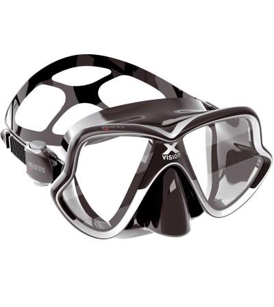 Masque X-Vision MID 2.0 Mares. Version visage fin à moyen