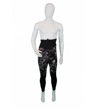Pantalon standard Seriole Black Camo Strechy Yamamoto 5mm Imersion