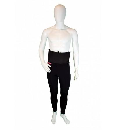 Pantalon standard Seriole noir Strechy Yamamoto 5mm Imersion