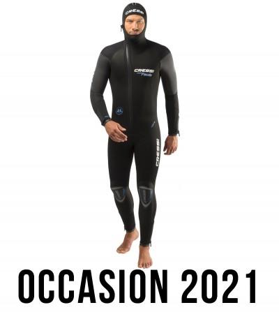 Combinaison Cressi Facile Homme 8MM - Occasion 2021