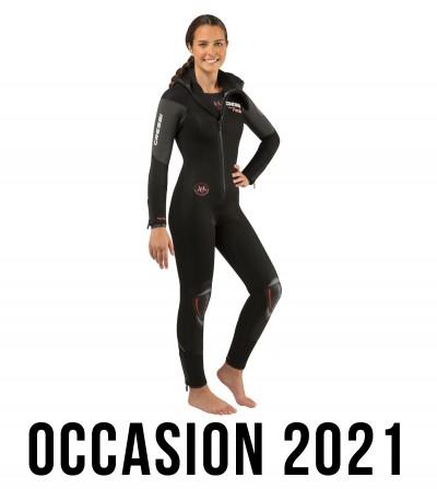 Combinaison Cressi Facile Femme 8MM - Occasion 2021
