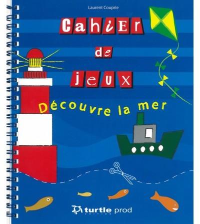Cahier de jeux-Découvre la mer