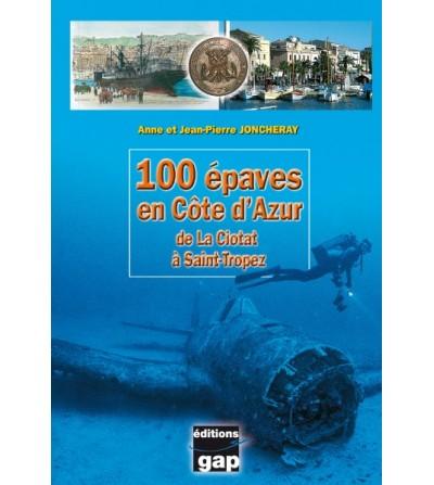 100 épaves en Côte d'Azur