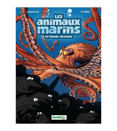 Animaux des mer Tome 2