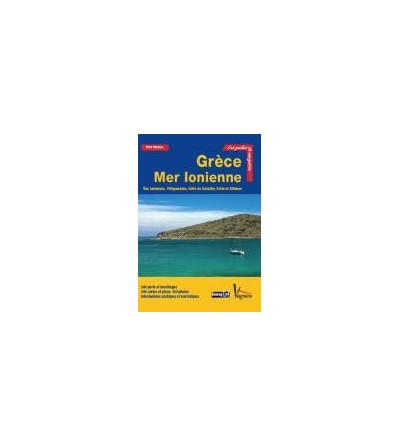 Imray Grèce, Mer Ionienne