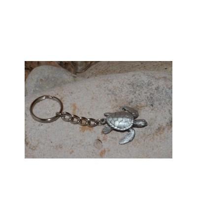 Porte clé tortue