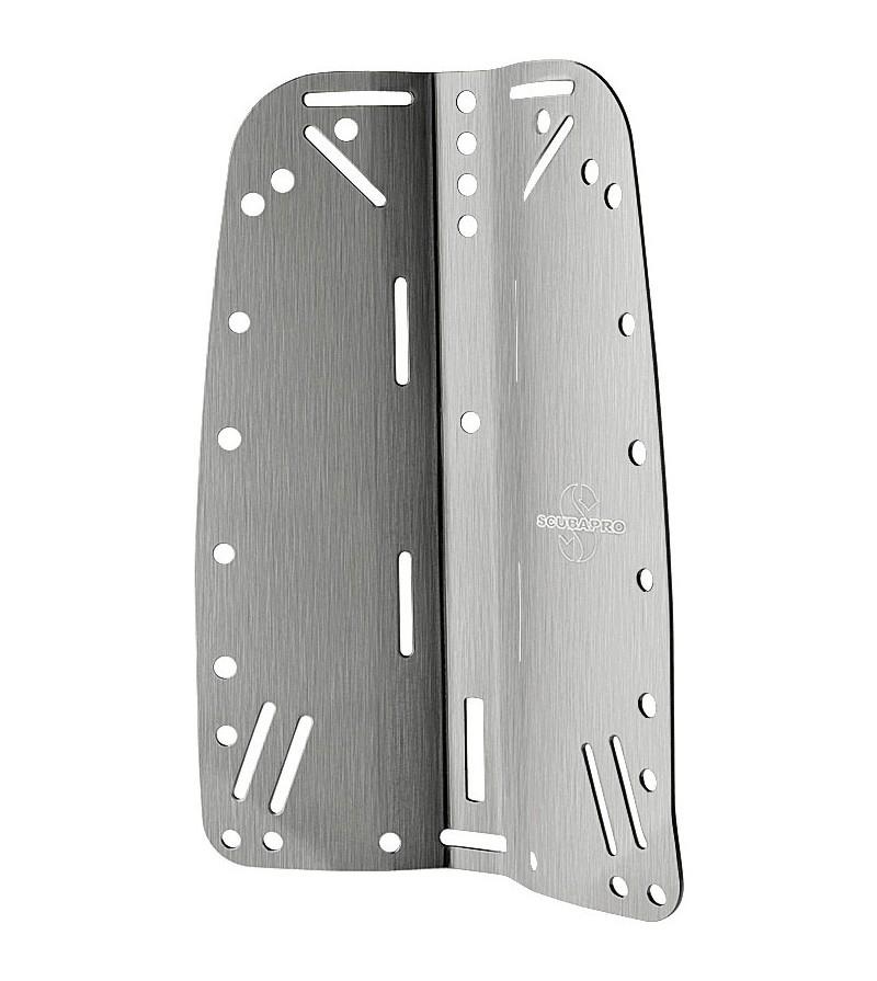 Plaque Aluminium dorsale X TEK