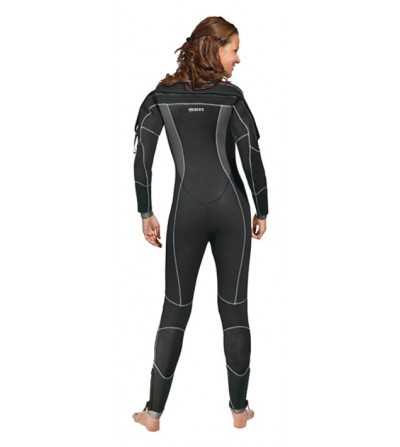 Combinaison de plongée semi-étanche Mares Flexa Therm 6.5mm She Dives Femme en néoprène ultra-extensible