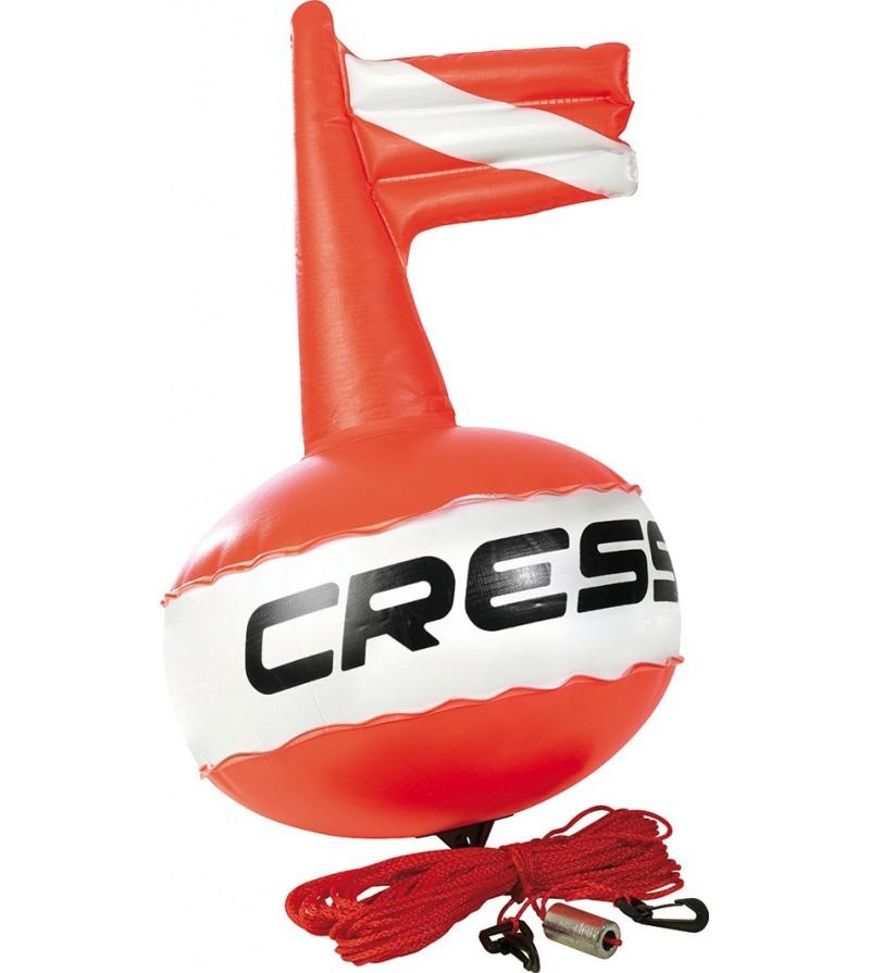 Bouée compétition Cressi chasse sous-marine & apnée