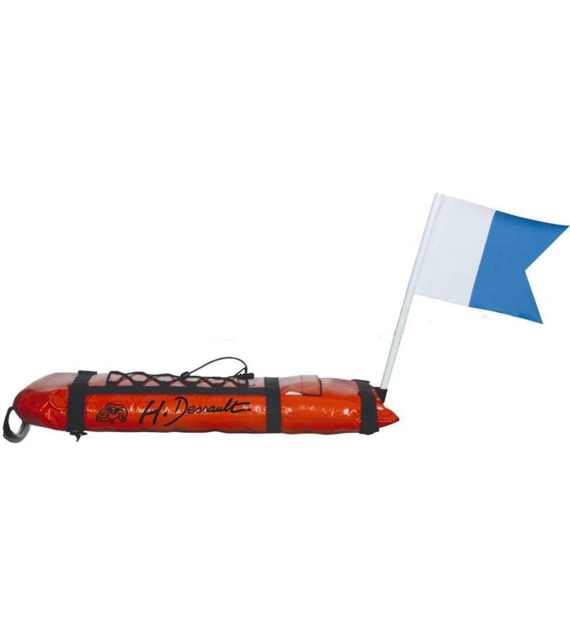 Bouée Planche chasse sous-marine H. Dessault Bmax