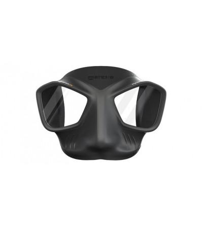 Masque de chasse sous-marine révolutionnaire à petit volume Mares Pures instinct Viper. noir