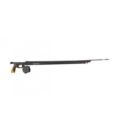 Arbalète de chasse sous-marine Mares Pure Instinct Viper Pro 100cm avec canon de 28mm et flèche de 6.5mm