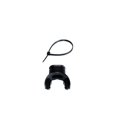 Kit embout standard & collier de rechange pour deuxième étage de détendeur Mares - Version adulte