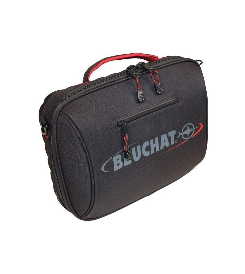 Sac Beuchat pour détendeur de plongée avec coque rigide de protection & compatible avec la poche du sac Voyager XL