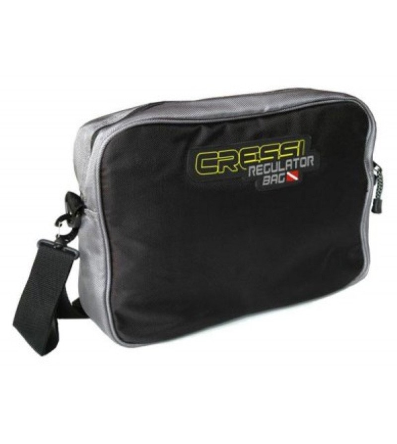 Sacoche Cressi Classic regulator Bag pour détendeur de plongée et accessoires ou ordinateur portable jusqu'à 15 pouces