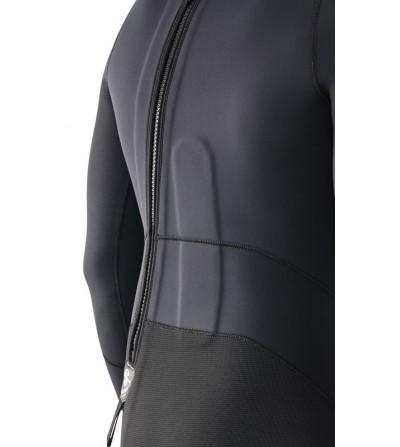 Combinaison humide de plongée en eau froide Scubapro Everflex en néoprène souple 7mm/5mm pour femme avec ZIP dorsal