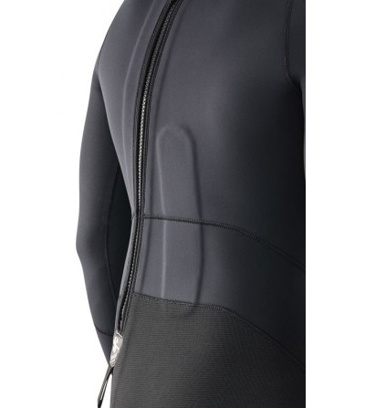 Combinaison de plongée en eau tempérée à chaude Scubapro Everflex en néoprène 3mm/2mm pour femme avec ZIP dorsal